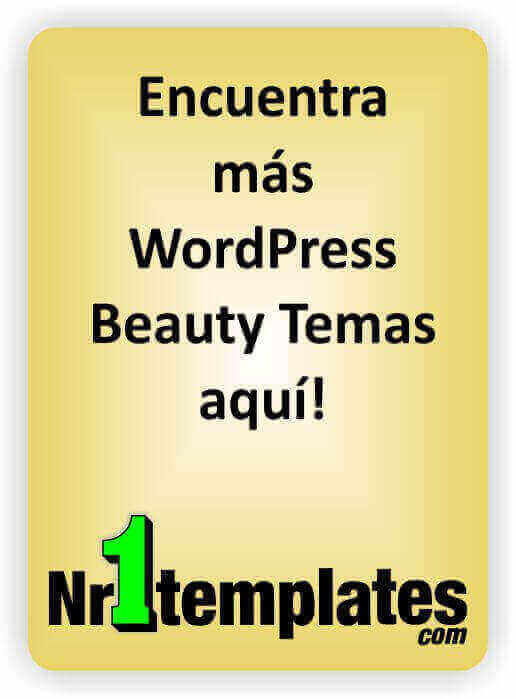 WordPress fashion Blog Thema