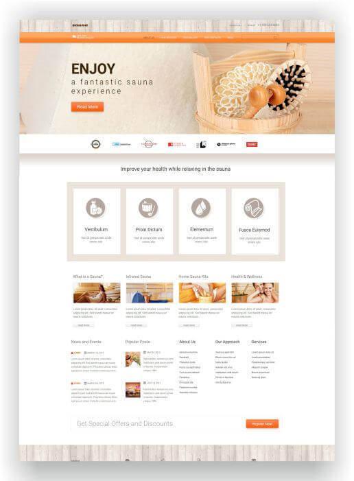 WordPress temas para moda y belleza - descarga temas aquí!