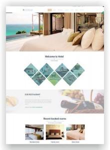 Webseite für Hotel erstellen