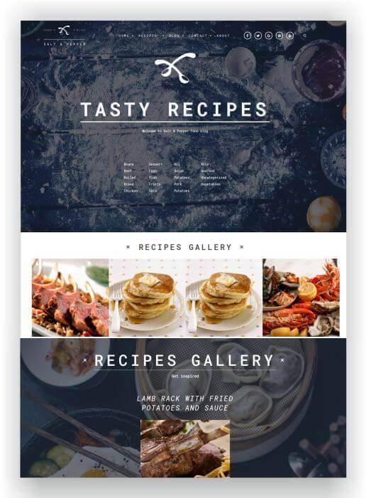 Rezept und Koch Blog