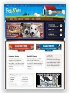 Wordpress für Tierarzt