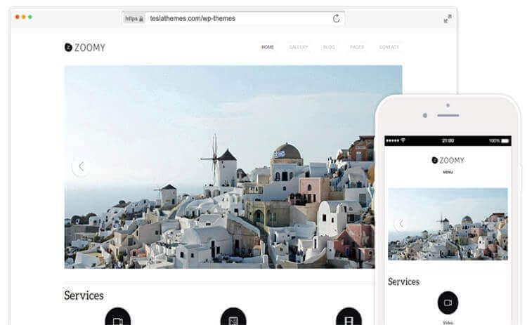 Crear un fotoblog con WordPress - WordPress tema para fotos