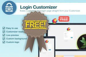 Gratis Login Plugin WordPress