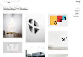 Wordpress Thema für Architekten