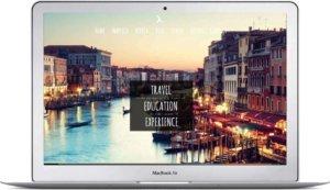 Wordpress Thema für Reisebüro